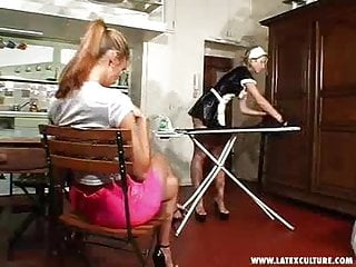 Eve ellis bondage videos - Latex maid eve 2