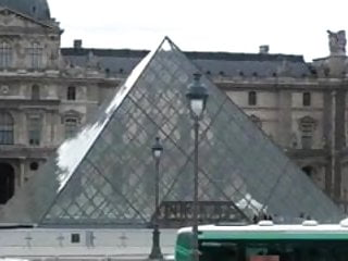 Nude paris free - Paris louvre public group sex part 2