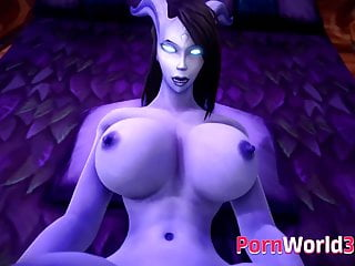Nude video game scenes - Whores from video games compilation of excellent 3d scenes