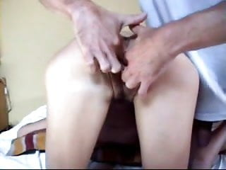Gaping pussy stretched - Wife dilatation and pussy stretching s gaping