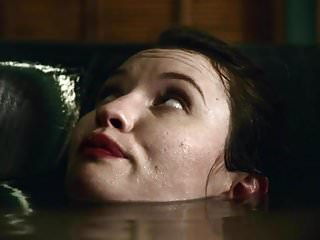Emily browning is an asian Emily browning american gods