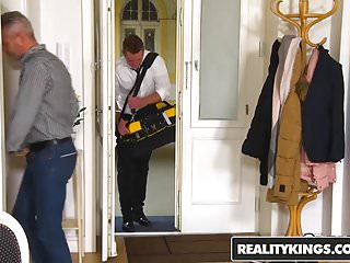 Bottom sludge removal system Realitykings - sneaky sex - system upgrade starring chad roc