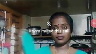 Tamil bhangi showing nude body on video call