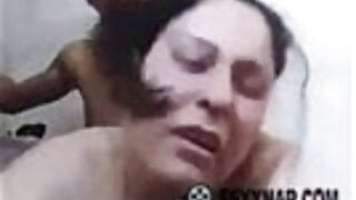 Arab tries anal sex