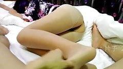 Incarnadine stockings
