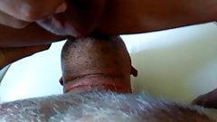 Tongue pleasuring my hole