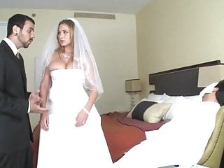 Alanah xxx wedding video Alanah get fucked on her wedding night