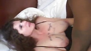 This bbc wife video excited my wife into black breeding