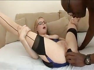 Top rated high quality porn dvd Teen in high heels and stockings anal gaping iii