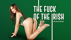 Sex With Natural Asian Teen Alexia Anders On St Patrick's Day