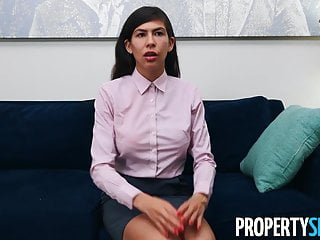 Perk up breast Propertysex factory worker enjoys perks of a good agent