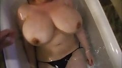 Ms P's amazing huge tits