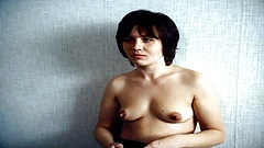 Lili Monori topless in a movie