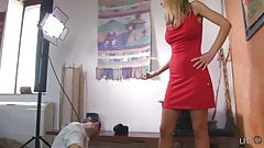 UNP007- Sarah Jain Nuts Smasher- Free Video