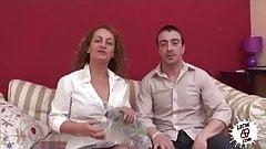 Анал, испанская пара на кастинге для порно в любительском видео