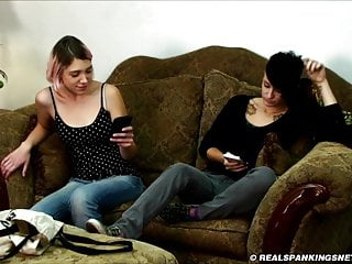 Real teen girl spankings stories - A bare bottom strapping