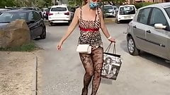SexChallenge 2020, Sexy outfit