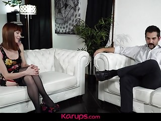 Karups heather hardcore Karups - skinny redhead alexa nova fucked raw