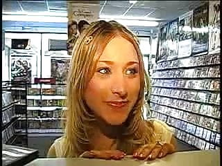 Online porn shop Porn shop visit turns out better than she thought.