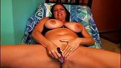Nice MILF with big tits