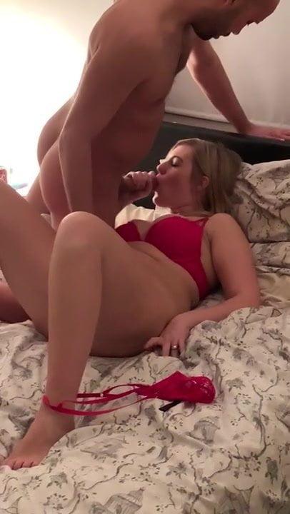 Amateur Wife Blowjob Stranger