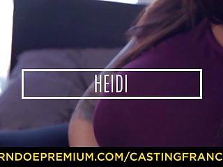 Extereme hardcore porn - Casting francais - cute curvy amateur first hardcore porn