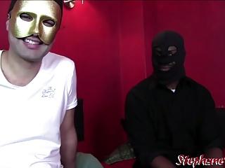 Karima nude - Karima beurette cougar fucked by three guys