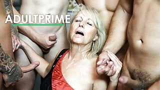 40x Grandma Cumshots at AdultPrime
