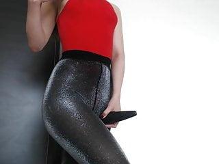 Shiny pantyhose sex hardcore Ass in shiny pantyhose