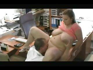 Teen secretary fucked in ass - I fucked this hot fat bbw secretary