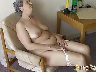 Extremely old granny porn Omapass amateur old granny porn solo fun video