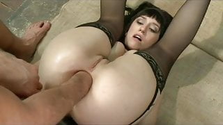 Stupid Bitch Anal Fisting And Hard Fucking by Cezar73