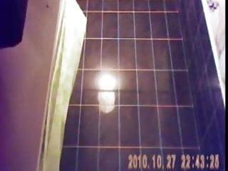 Camera hidden spy voyeur - 23 yo huge tits hidden spy voyeur cam bathroom shower