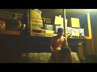 Drunk frat guys porn - Girl gets hammered by frat guys in a garage