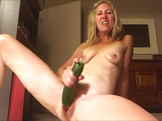 Anal cucumber video Wild beaver kamster devours cucumber in domestic habitat