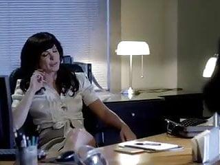 Top celebrity lesbian scenes Lesbian scene from femme fatale s02e02
