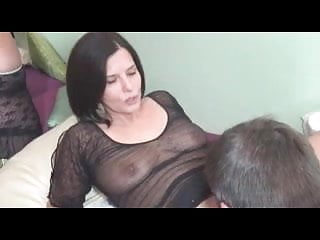 Mature and young sextube German mature and young swinger couples