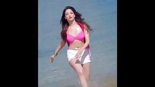 Bollywood actress Tamanna hot navel show