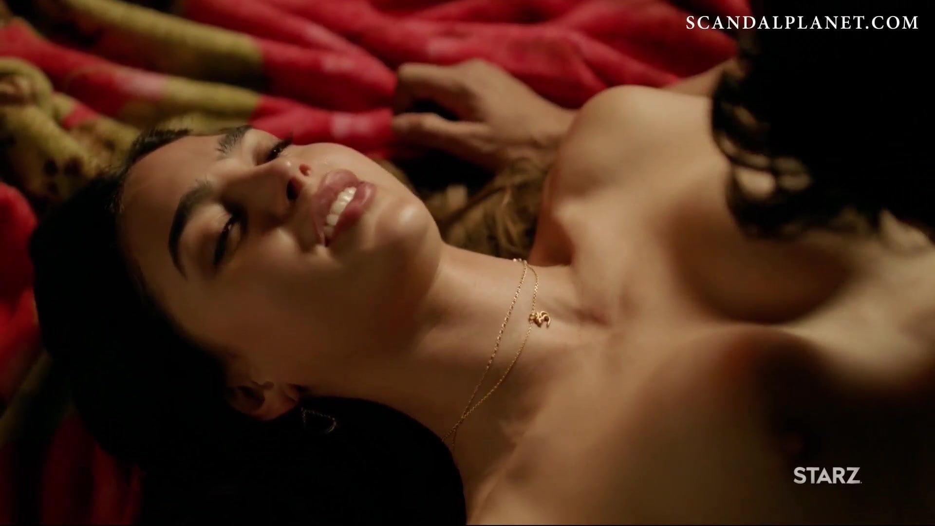 Melissa Barrera  nackt