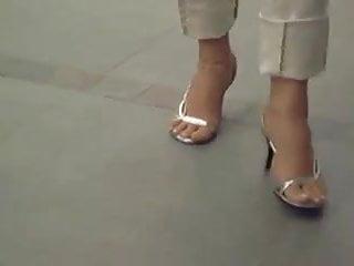 Platform shoe fetish - Foot fetish, stilettos, platform shoes, high heels 6