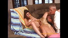 Young Teens Used by Some Dirty Old Men