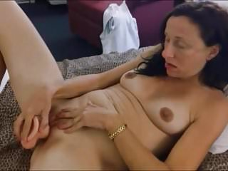 Streaming porn granny rim job Granny lactating milky tits dildo ass licking rim job