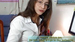 TEEN STUDENT FUCKED BY THE TEACHER. SHANAXNOW