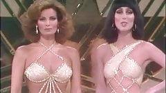 Cher & Raquel Welch - I'm a Woman