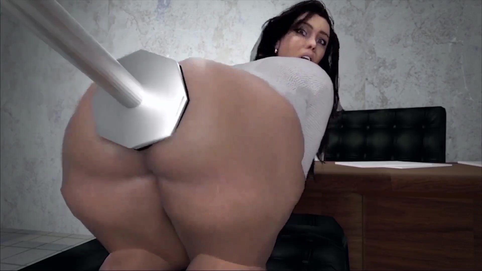 Big Booty Black Girl Ride Dick