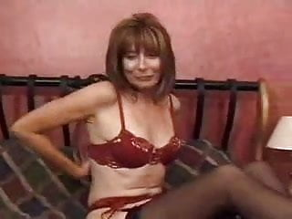 Horny mature redheads - Horny hairy redhead milf loves to fuck and swallow