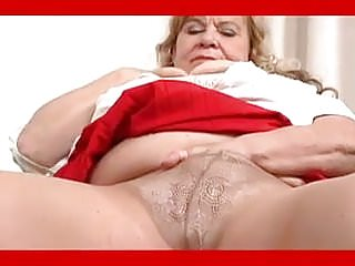 Wildly fuck old granny movies - Granny with huge tits fucks young boy. full movie. grannie