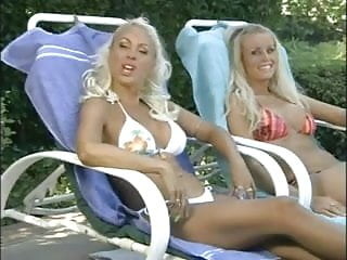 Brooke burks naked Beverly lynne, stacy burke, caily taylor - bikini a go-go