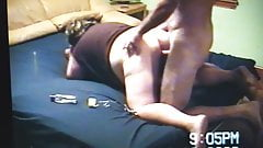 Wife getting thick white cock