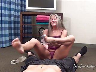 Jason priestly nude Leilani lei gives jason a foot job